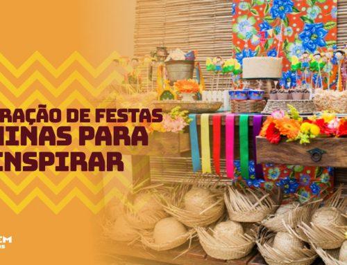 Decoração de festas juninas para você se inspirar